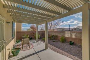10849 Noble Mesa Ave Las Vegas NV 89166 Interior Patio