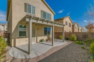 10849 Noble Mesa Ave Las Vegas NV 89166 Interior Backyard