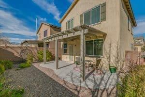 10849 Noble Mesa Ave Las Vegas NV 89166 Back