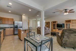 10849 Noble Mesa Ave Las Vegas NV 89166 Interior Dining Area