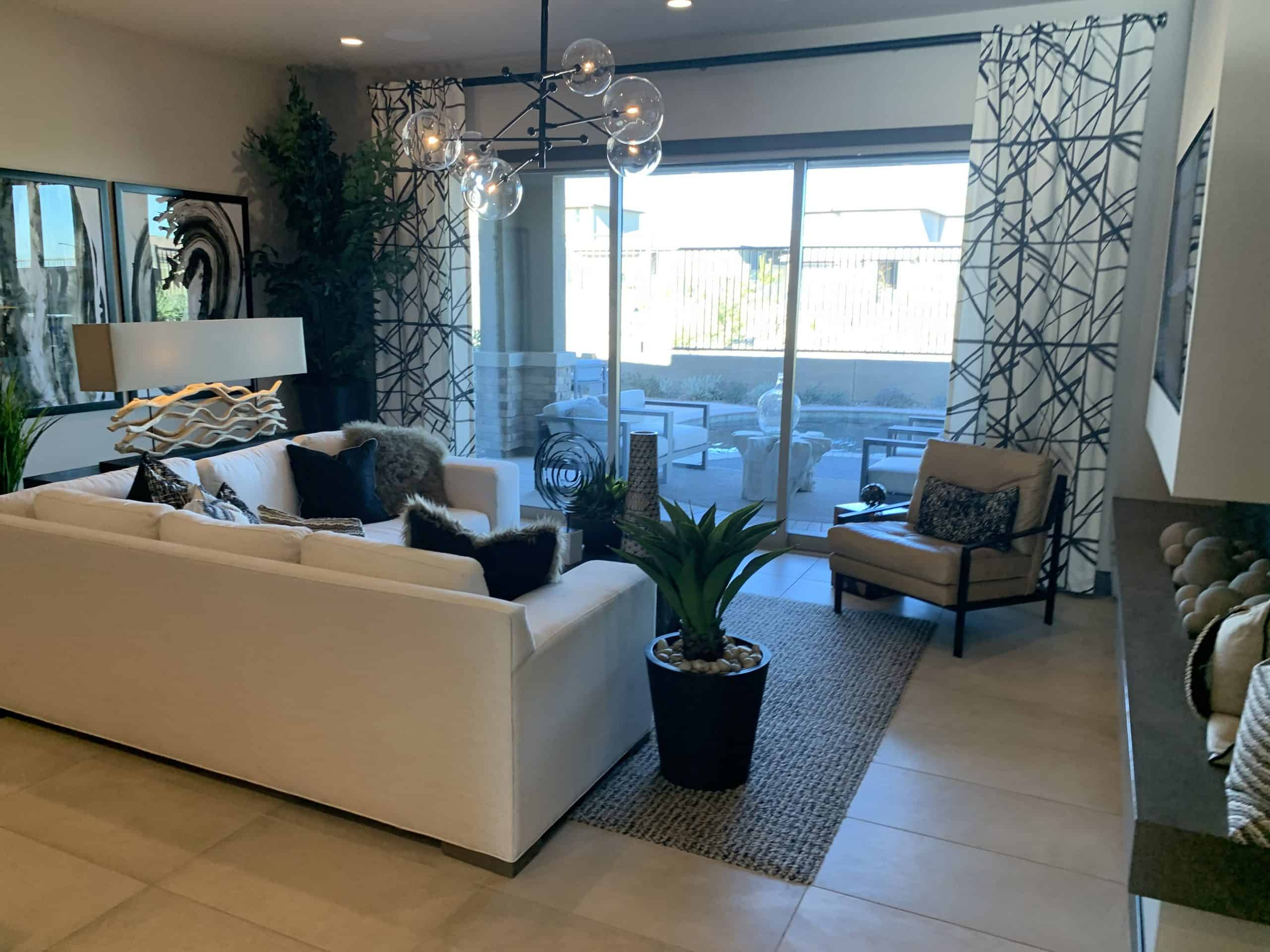 Solstice Elite Living Room