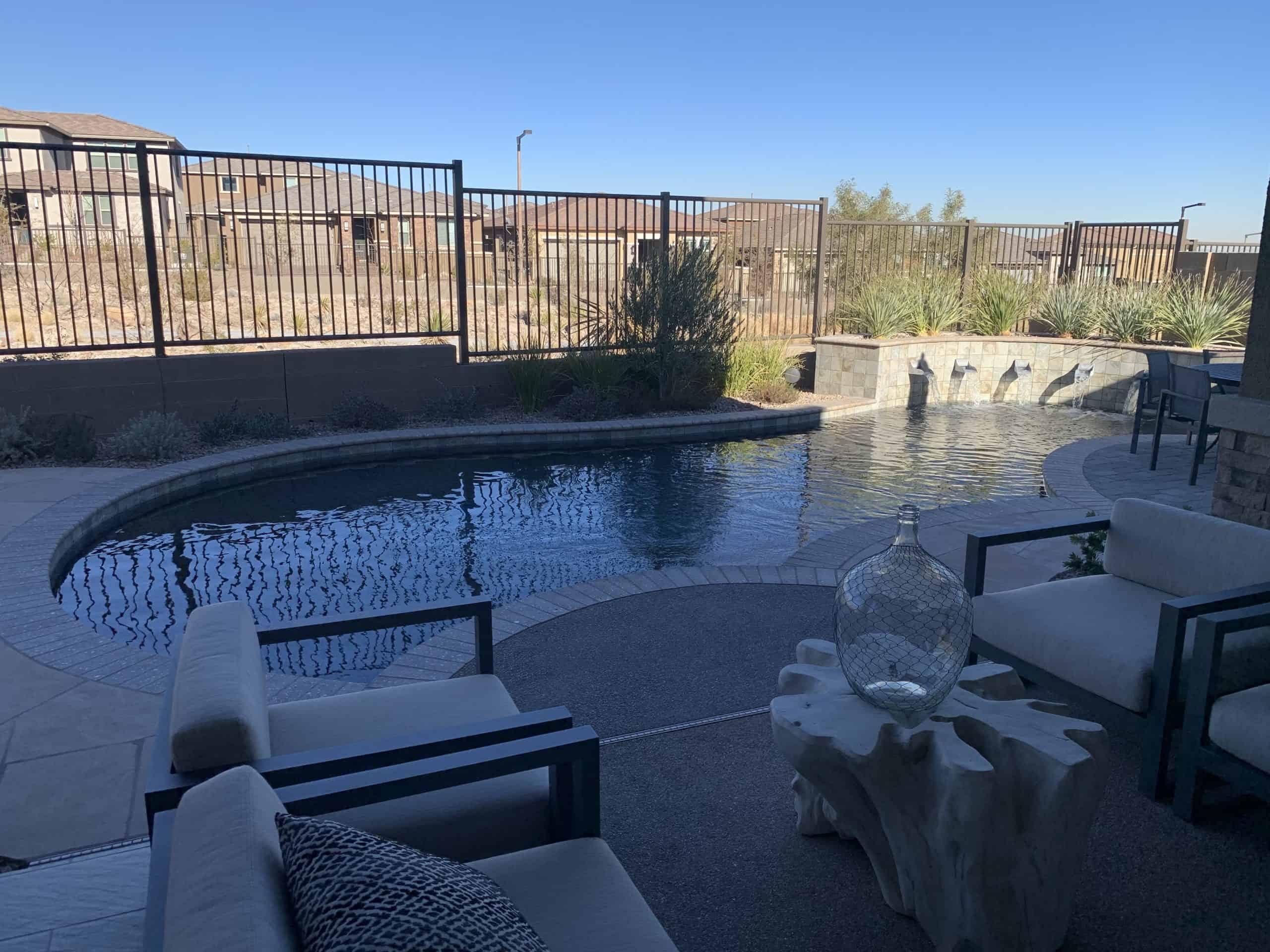 Solstice Pool