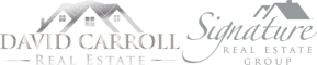 David Carroll – Signature Real Estate Group Logo